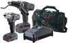 Ingersoll Rand DRL & COMP Cordless Impact Combo Kit
