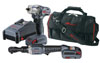 Ingersoll Rand 20V Ratchet & COMP Cordless Impact Combo Kit