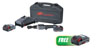 """Ingersoll Rand 3/8"""" Cordless Ratchet Wrench Kit w/FREE 3/8"""" Impact Wrench & Lithium-ion Battery"""
