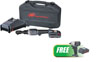 """Ingersoll Rand 1/2"""" 20V Ratchet Wrench One Battery Kit w/FREE 3/8"""" Impact Wrench & Lithium-ion Battery"""