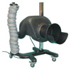 John Dow Industries Portable Exhaust Removal System