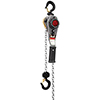 Jet Tools 3/4 Ton Lever Hoist, 10' Lift with Overload Protection