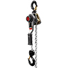 Wilton 1-1/2 Ton Lever Hoist, 10' Lift with Overload Protection