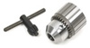"GearWrench 3/8"" Professional-Duty Chuck (3/8""-24M) and Key"