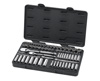 "Gear Wrench 68 pc. SAE/METRIC 6 & 12 pt. Socket Set 1/4"" & 3/8"" Dr."