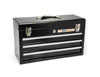 "Gear Wrench 3 Drawer Tool Box, 20"", Black"