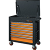 """GearWrench 35"""" 7 Drawer Service Cart"""