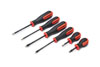 6 Pc. Phillips®/Slotted Dual Material Diamond Tip Screwdriver Set