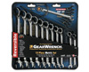 GearWrench Reversible Combination Ratcheting Wrench Set METRIC, 12pc