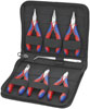 Knipex 6Pc tool set in zipper pouch