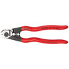 "Knipex 7 1/2"" Wire Rope Cutter"