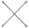 "Ken-Tool 20"" Passenger Car Lug Wrench"