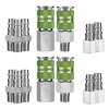 "Legacy Manufacturing Company 14 Pc. 1/4"" NPT Flexzilla® Coupler & Plug Kit"