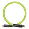 "Legacy Manufacturing Company 1/2"" x 2' Flexzilla® ZillaGreen™ Ball Swivel Whip Hose"