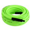 "Legacy Manufacturing Company Flexzilla® 1/2""  x 50' ZillaGreen™ Air Hose w/ 1/2"" MNPT Ends & Bend Restrictors"