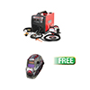 Lincoln Electric Easy-MIG™ 140 120 Volt AC Input Compact Wire Welder with FREE Bloodshot Welding Helmet