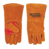 Lincoln Electric Brown Leather Welding Gloves