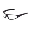 Liquid Eyewear Player Matte Black w/HellFire LTD Lens