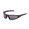 Liquid Eyewear Player Matte Black w/Smoke Polarized Lens