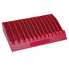 Lisle Pliers/Wrench Rack- Red