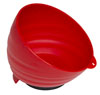 Lisle Multi-Position Magnetic Cup, Red