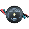 Lang Retractable Test Leads - 3 Leads x 10'