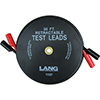 Lang Retractable Test Leads, 2 Leads x 30-ft.