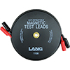 Lang Magnetic Retractable Test Leads, 2 Leads x 30'