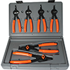 Lang 6 Pc. Combination Internal/External Snap Ring Pliers Set
