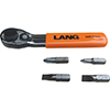 Lang 5 Pc. Fine Tooth Bit Wrench Set