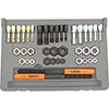 Lang 40 pc. SAE & Metric Thread Restorer Kit