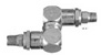 Lincoln Industrial High Pressure Universal Swivel