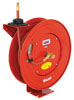 "Lincoln Industrial 3/8"" X 50' Assembled Air Hose Reel"