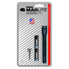 Mag Instrument Ultra Mini MagLite&Reg; Blue Flashlight With Belt Clip And 2 AAA Batteries
