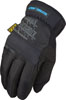 Mechanix Wear FastFit® Insulated Cold Weather Gloves, Black, Large