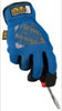 Mechanix Wear FastFit® Easy On/Off Elastic Cuff Gloves, Blue, XXL
