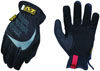 Mechanix Wear FastFit® Easy On/Off Elastic Cuff Gloves, Black, Medium