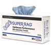 MDI Wipes Super Rag: Blue Spulance Towels