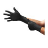 Microflex Black Dragon® Zero Powder-Free Nitrile Examination Gloves, Black, M