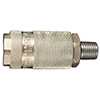 "Milton Industries ""L"" Style 1/4"" NPT Male Coupler"