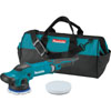 "Makita 5"" Dual Action Polish Kit"