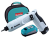 Makita 7.2V Cordless Lithium-Ion 1/4 in. Impact Driver Kit