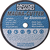 Motor Guard Magna-Cutter Wheel, 4""
