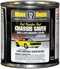 Magnet Paint Co Chassis Saver™ Antique Satin Black, 1/2 Pints