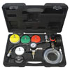 Mastercool Heavy Duty Cooling System Pressure Test and Refill Kit