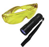 Mastercool Mini UV Flashlight