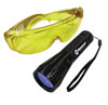 Mastercool Compact UV Flashlight