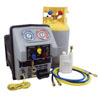 "Twin Turbo Refrigerant Recovery Machine For ""Refer Units"""