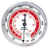 """Mastercool High Side 2-1/2"""" Gauge for R134a and R12"""