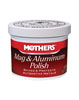 Mothers Wax & Polish Mag & Aluminum Polish, 5 oz.